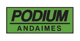 Podium Andaimes